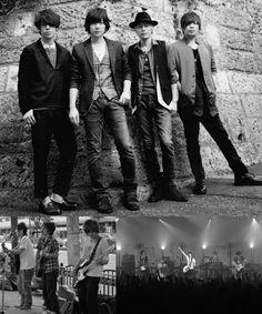 """Flumpool Banda de J-rock/J-Pop. En sus inicios (antes del 2007) se llamaban Cube. Estos talentosos chicos tocaban en las calles de Osaka, así pues, saben lo que es esforzarse para alcanzar sus sueños. Tienen un estilo musical muy especial; rock suave, rítmico, baladas alegres y románticas. Algunas de sus canciones incluso suenan """"beatlescas"""", lo cual también es magnífico. Cada uno con su particular personalidad e instrumentos, complementan la banda haciéndola única."""