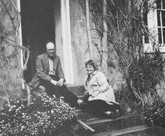 John Bailey and Iris in1998.