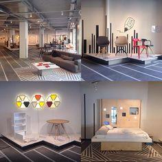 La Galerie VIA dans le quartier Ledru Rollin nous offre en plusieurs scénographies une vision spacieuse et innovante du design d'intérieur... #galerievia #parcoursbastille  #PDW15 #TEAM14SPIN#TEAM14SINS #team14stw #deco #design
