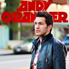 Andy Grammer: singer (Keep Your Head Up, Fine By Me)