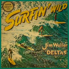 Surf Music, Lp, Hawaii, Surfing, Culture, Cover, Beach, The Beach, Surf