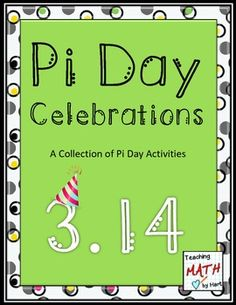 Are you ready for Pi Day? Find all you need to celebrate a fun-filled day on March 14! $
