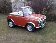 images of shortie cars | eBay watch: Mini Shorty convertible car