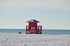 Things to do in Sarasota: go to Siesta Beach