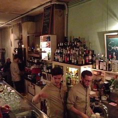 Café Cosmos München. Nice cosy bar in Munich with great drinks and very reasonable prices.