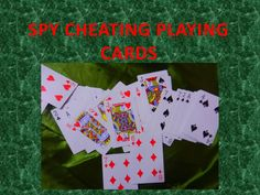 Avail discount on spy cheating playing cards in delhi