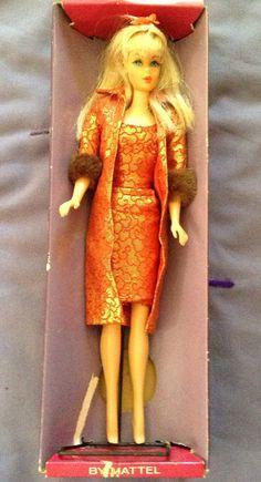 Twist N Turn Barbie in Box 1966