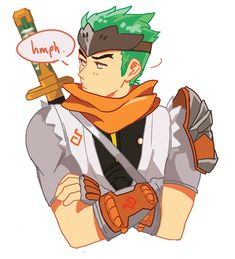 overwatch genji | Tumblr