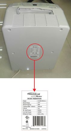 Gree Recalls 12 Brands of Dehumidifiers, 2 million in total due to Serious Fire and Burn Hazards. #Recall #GreeDehumidifiers