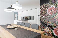 krumhuber.design › Gesamtkonzept FL Corner Desk, Dining Room, Gallery, Image, Furniture, Design, Home Decor, Kitchens, Apartment Kitchen