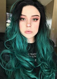 15 Edgy Hair Color Ideas to Try Right Now in New year ee1f230d92