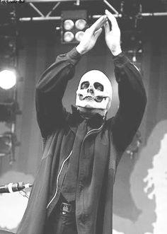 Sid Wilson of Slipknot