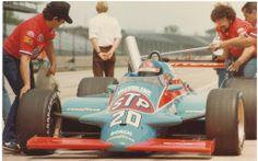 Gordon Johncock Indy 1983