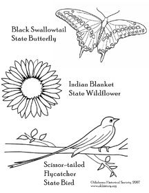 oklahoma state coloring pages - 1000 ideas about oklahoma on pinterest oklahoma