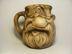 Cool beard mug Handmade terracotta pottery mug Ceramic coffee #clay_vessel #kitchen_tableware #unglazed_dish #functional_stoneware #modern_home_decor #terracota_art_pottery #hand_made_pottery #ceramic_dishes #handcrafted_plate #natural_home_decor #stoneware_bowl #hand_thrown_pottery #handmade_pottery #hand_built_pottery #terra_cotta_ceramic #dessert_clay_vessel #serving_dishes #ceramic_pottery #personalized_dishes #ukrainian_pottery