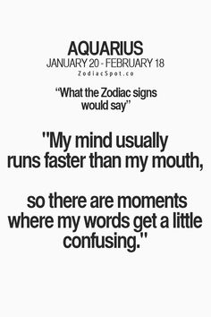 YES- What would your Zodiac sign say?