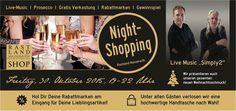 #Nightshopping #Rastland Shops, Night, Tents, Retail, Retail Stores