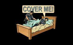 COVER+ME! T-SHIRT, tshirthell.com