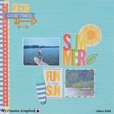 Summer Fun in the Sun...Pebbles Sunshiny Days