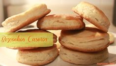 Bizcochos caseros #receta fácil, económica y original #Biscuits