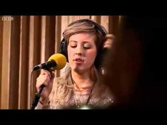 Ellie Goulding performing a stunning cover of Rihanna's hit 'Only Girl (In The World)' at Radio 1 Live Lounge.