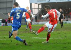 Jack Redshaw hopes to repay Morecambe's faith in him by firing them to the League 2 play-offs