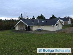 Brombærvej 28, st., Vostrup, 6880 Tarm - Sommerhus tæt ved strand og havn sælges #fritidshus #sommerhus #tarm #selvsalg #boligsalg #boligdk
