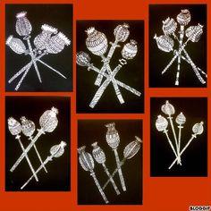 Makovičky: Autumn Activities For Kids, Summer Crafts For Kids, Indoor Activities, Summer Art, School Art Projects, Art School, Art Lessons For Kids, Art For Kids, Third Grade Art