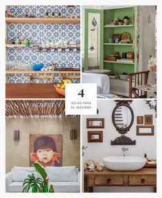 Recanto à beira-mar | 4 boas ideias de decoração | Histórias de Casa