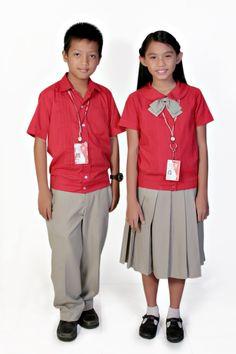 School Uniforms in Public Schools | Ormoc Kinderland, Inc. | Towards Excellence in Care, Education ...
