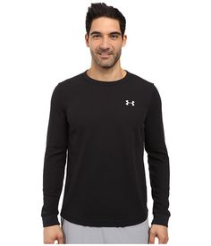 3d30374b9ee Under Armour UA Waffle Long Sleeve Crew from zappos.com.  #sponsored#underarmour