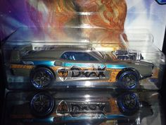 2017 Hot Wheels Guardians of the Galaxy vol 2.  #2/8 DRAX   RIVITED #HotWheels
