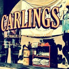 Carlings Rebranding by Magnus Lia, via Behance