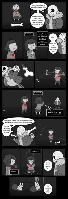 Undertale - The Sentry - part 3 by TC-96 on DeviantArt
