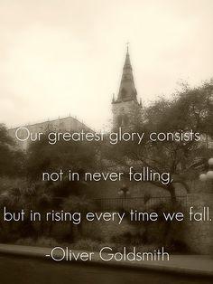 Perseverant glory