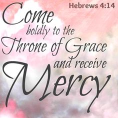 His mercies are new every day!