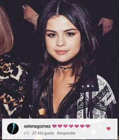 @selenagomez commented @lonavigi's photo  #SelenaGomez comentó en la foto de @lonavigi  #Selena #Selenator #Fans | #Selenators #BestFanArmy #iHeartAwards