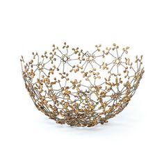 Daisy Wire Bowl | dotandbo.com