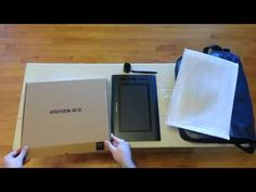 Huion 10x6 Graphics Tablet