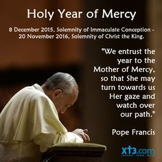 Pope Francis Holy Year of Mercy - Google Search