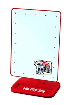 One Direction What Makes You Beautiful Lighted Make-Up Mirror No description (Barcode EAN = 5020260121869). http://www.comparestoreprices.co.uk/december-2016-5/one-direction-what-makes-you-beautiful-lighted-make-up-mirror.asp