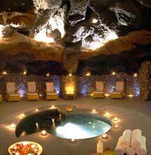 Nammu Spa at La Plantacion del Sur Tenerife, Canary Islands. Most decadent spa I have ever experienced. Amazing!
