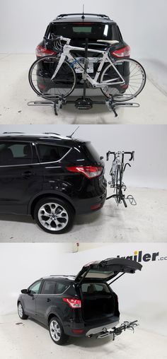 Swagman XTC-2 2-Bike Platform Rack - the ultimate 2 man bike rack, compatible with the Ford Escape. Get to the biking destination efficiently and make the traveling simple!