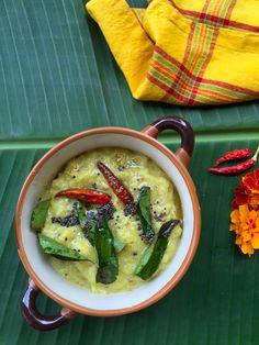 Recipe for Kerala Parippu Curry   Yellow moong dal with coconut   Onam Parippu…