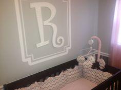 DIY baby girl room ideas