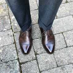 Ascot Shoes — Who am I? Can you name the IG gentleman behind...