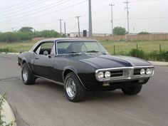 '67 Firebird -- Mom had one of these...until the '73 Capri.