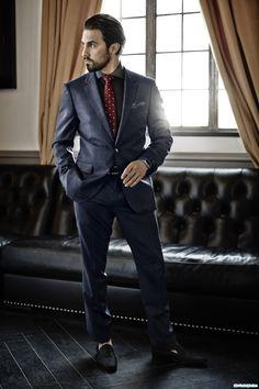 Milo Ventimiglia for New York Moves Sharp Dressed Man, Well Dressed Men, Gilmore Girls, Beautiful Men, Beautiful People, Pretty People, Milo Ventimiglia, Raining Men, Photo Archive