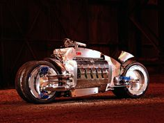 Visit Car and Driver to research Dodge Tomahawk - Car News. Car and Driver has the latest automotive news. Concept Motorcycles, Cool Motorcycles, Speedway Motorcycles, Tomahawk Motorcycle, Motorcycle Museum, Motorcycle Helmets, Bike Builder, Motorcycle Wallpaper, American Motorcycles