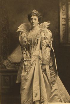 Lady Lister Kaye as Antoinette de Bourbon, Duchesse de Guise and maternal grandmother of Mary Queen of Scots.